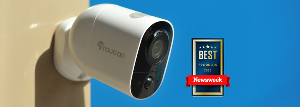 Newsweek Best Top 5 Outdoor Security Cameras 2020