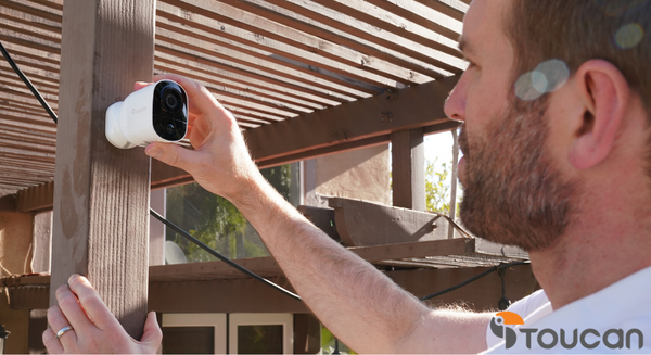 Introducing Toucan Wireless Outdoor Camera - Smart Home Products You Need!