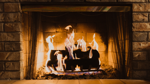 Fireplace Safety | Toucan Smart Home | Spring Cleaning To Do List and Tips