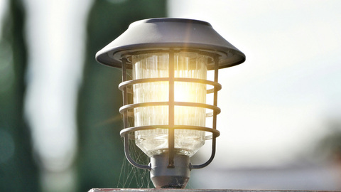 Outdoor lighting | Toucan Smart Home | Spring Cleaning