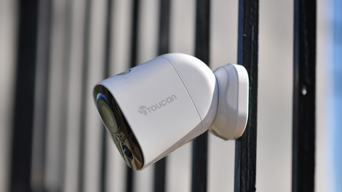 Wireless battery security camera allows you to place the camera anywhere