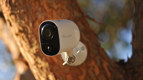 Wireless Outdoor Camera Metal Mount or Magnetic Mount