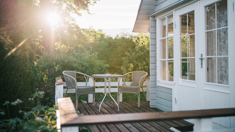 inspect your deck before the summer