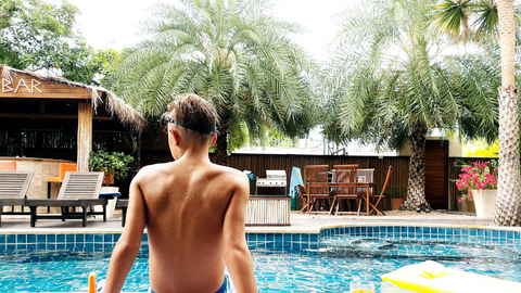 Pool Safety & Security Cameras
