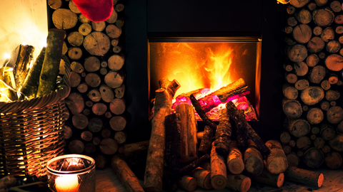 Fireplace Safety - December Safety Tips