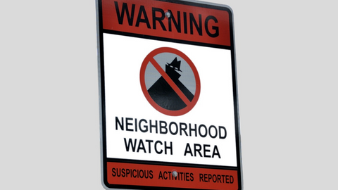 Neighborhood Watch - Work from Home Safety Tips