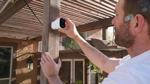 Home Security Statistics - Wireless Outdoor Camera