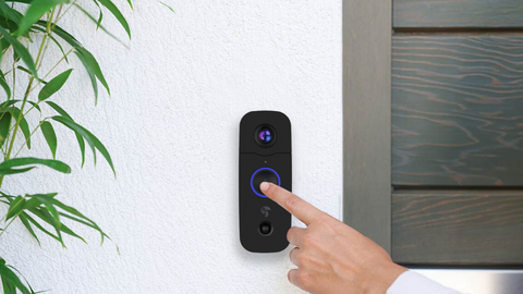 Home Security Statistics - Wireless Video Doorbell