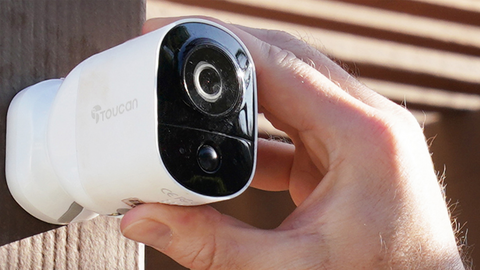 Home Security Mistakes - No Wireless Outdoor Camera