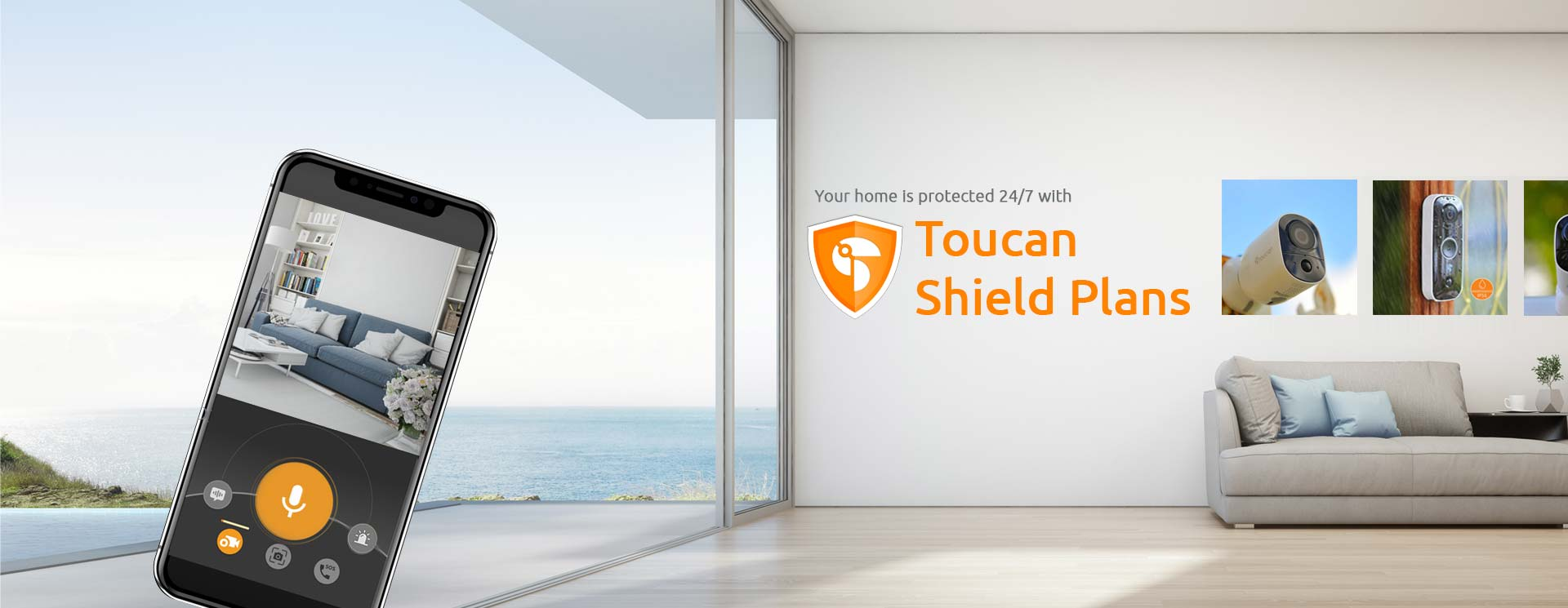 Toucan Shield Plans I Free I Pro I Elite