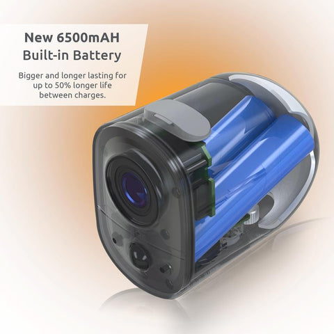 Toucan Wireless Outdoor Camera new battery
