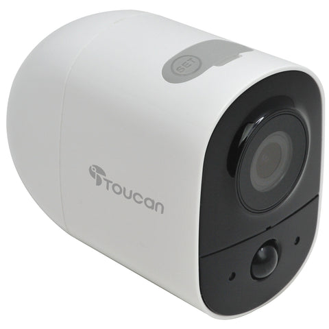 Wireless Outdoor Camera | Toucan Smart Home | Complete Reset
