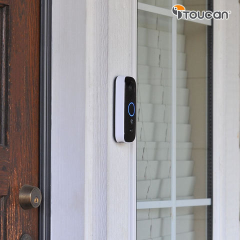 Wireless Video Doorbell Motion Sensor