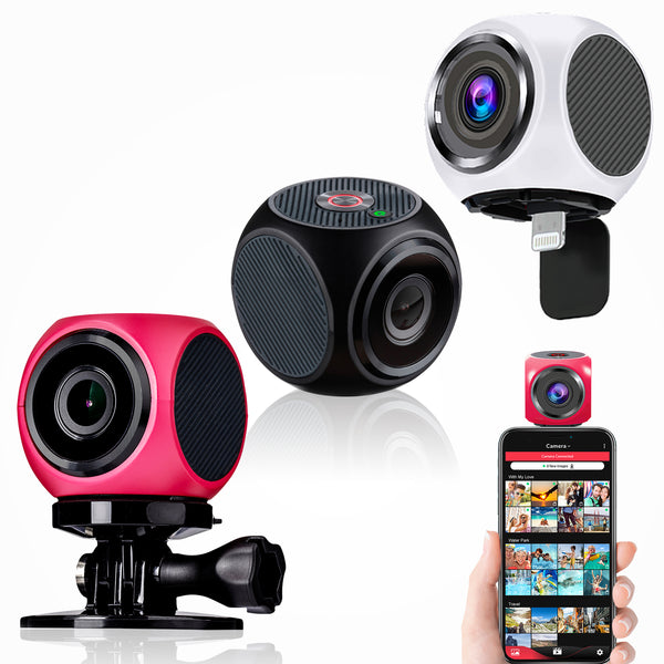 VuPoint Share Q Action Camera