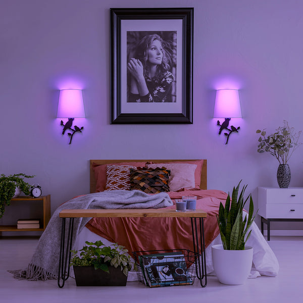 Smart Sconce Lights - Wire free