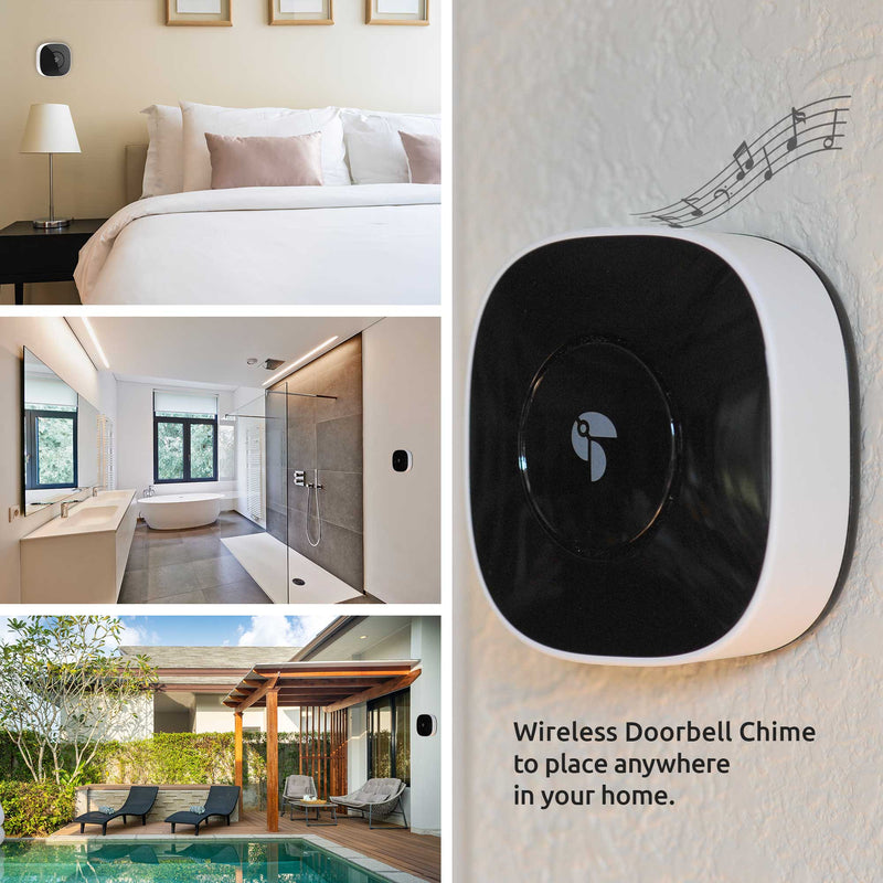 Wireless Doorbell Chime to place anywhere in your home