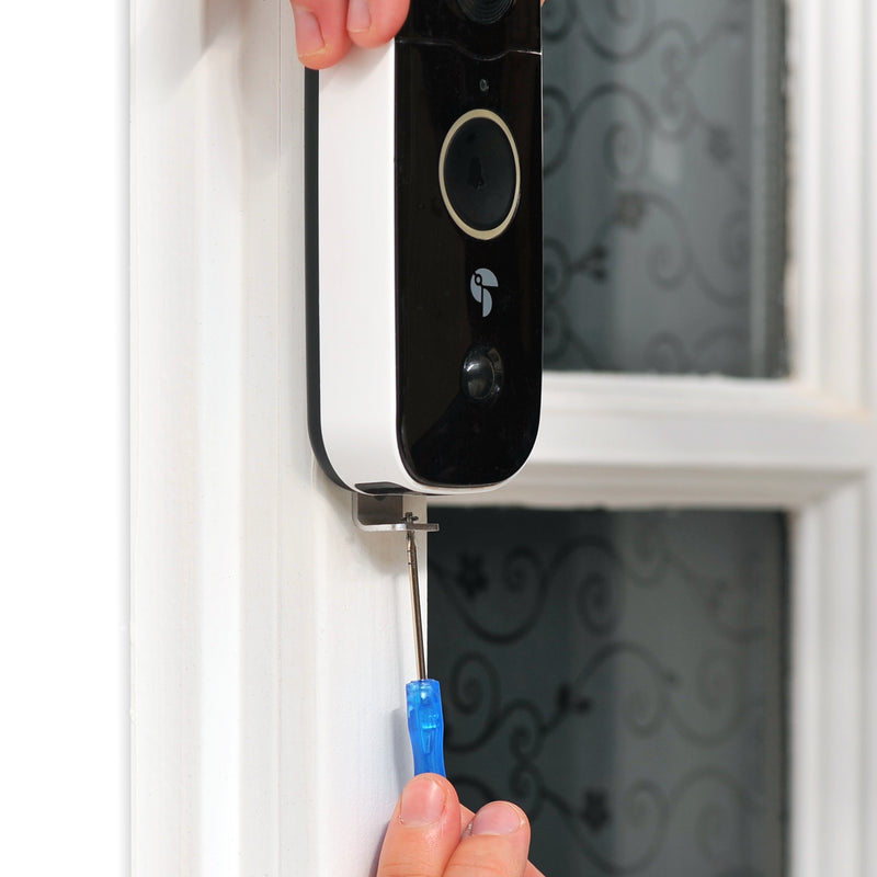 Toucan Wireless video doorbell installation