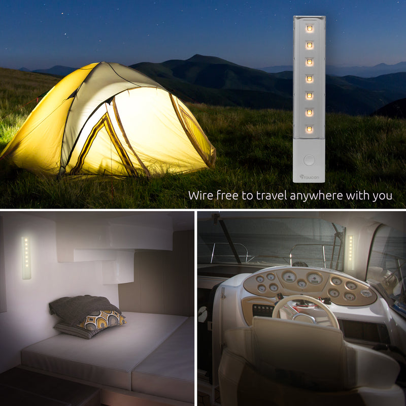 Wireless Smart Light Bars to take anywhere