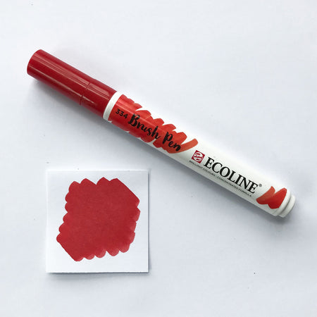 422 Reddish Brown Brush Marker