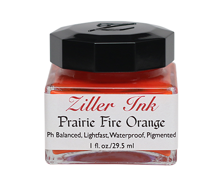 Prarie Fire Orange