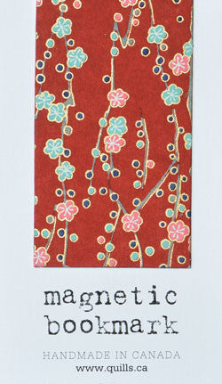 magnetic bookmark No.740