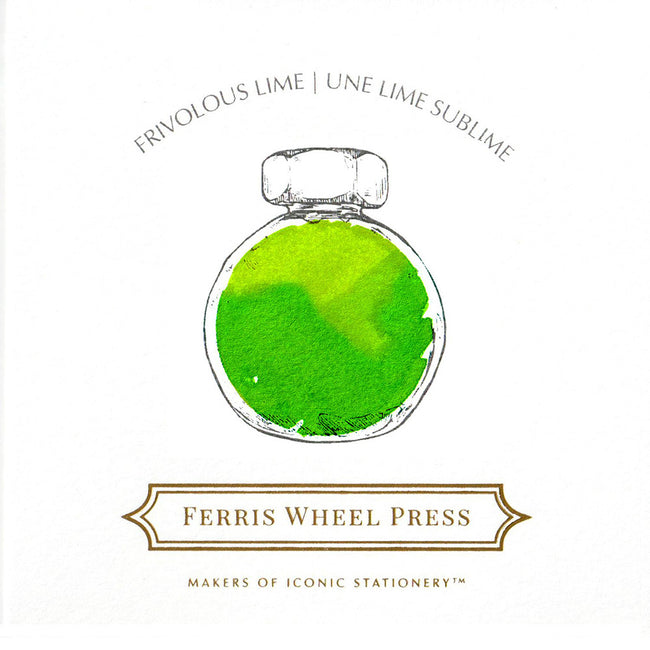 38 ml Frivolous Lime Ink