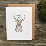 I caribou you (wholesale) - Quills