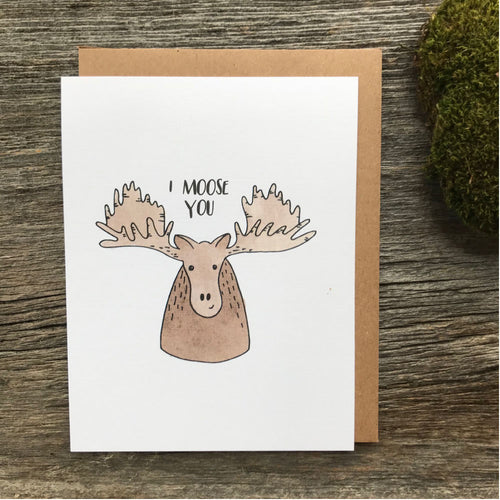 I moose you (wholesale) - Quills