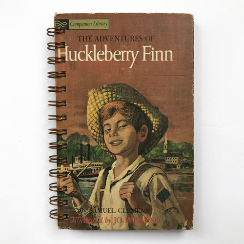 The Adventures of Huckleberry Finn - Quills