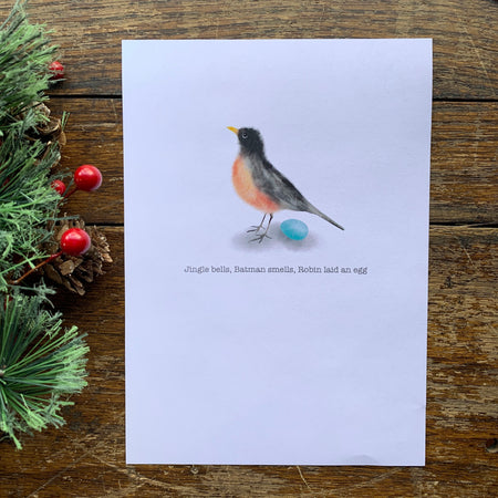 Typewriter Seasons Greetings