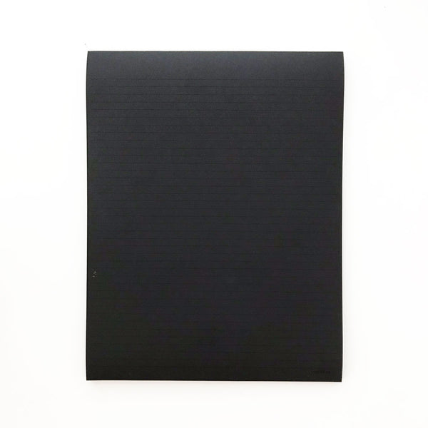 Black Lined Paper