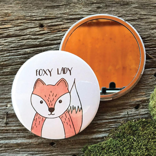 foxy lady - Quills