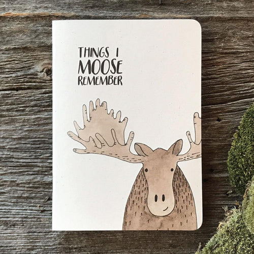 Things I moose remember (wholesale) - Quills