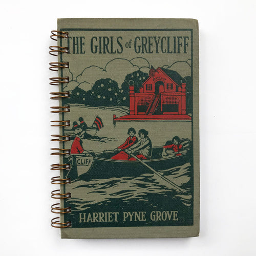 The girls of Greycliff - Quills