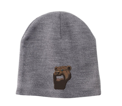 Gray Beanie One Size Fits Most