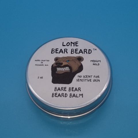 Bare Bear Beard Balm