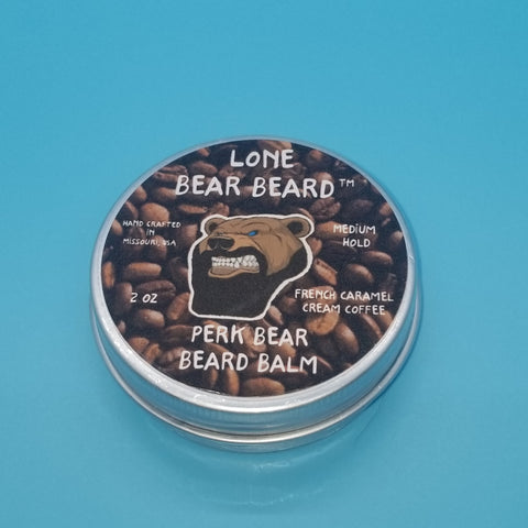 Perk Bear Beard Balm