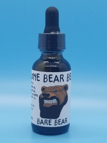 Bare Bear Beard Oil