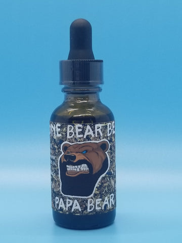 Papa Bear Beard Oil