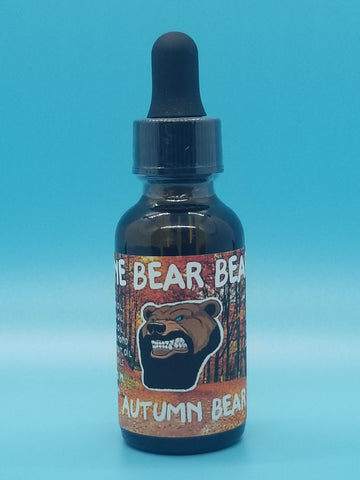 Autumn Bear Beard Oil