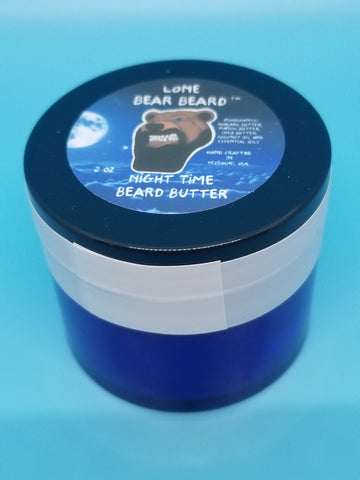 Night Time Beard Butter