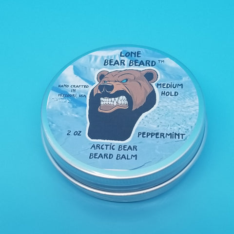 Arctic Bear Beard Balm