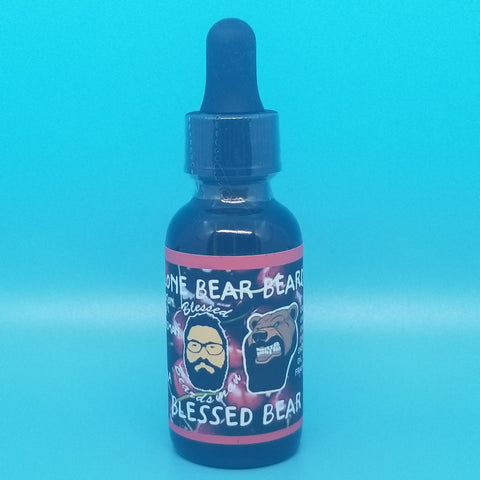 Blessed Bear Beard Oil