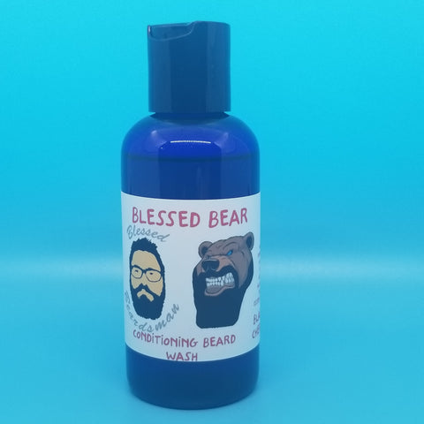 Blessed Bear Conditioning Beard Wash