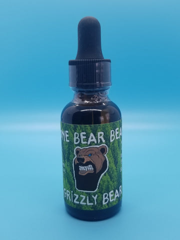 Grizzly Bear Beard Oil