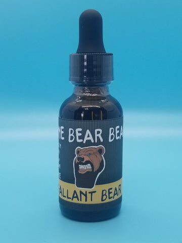Gallant Bear Beard Oil