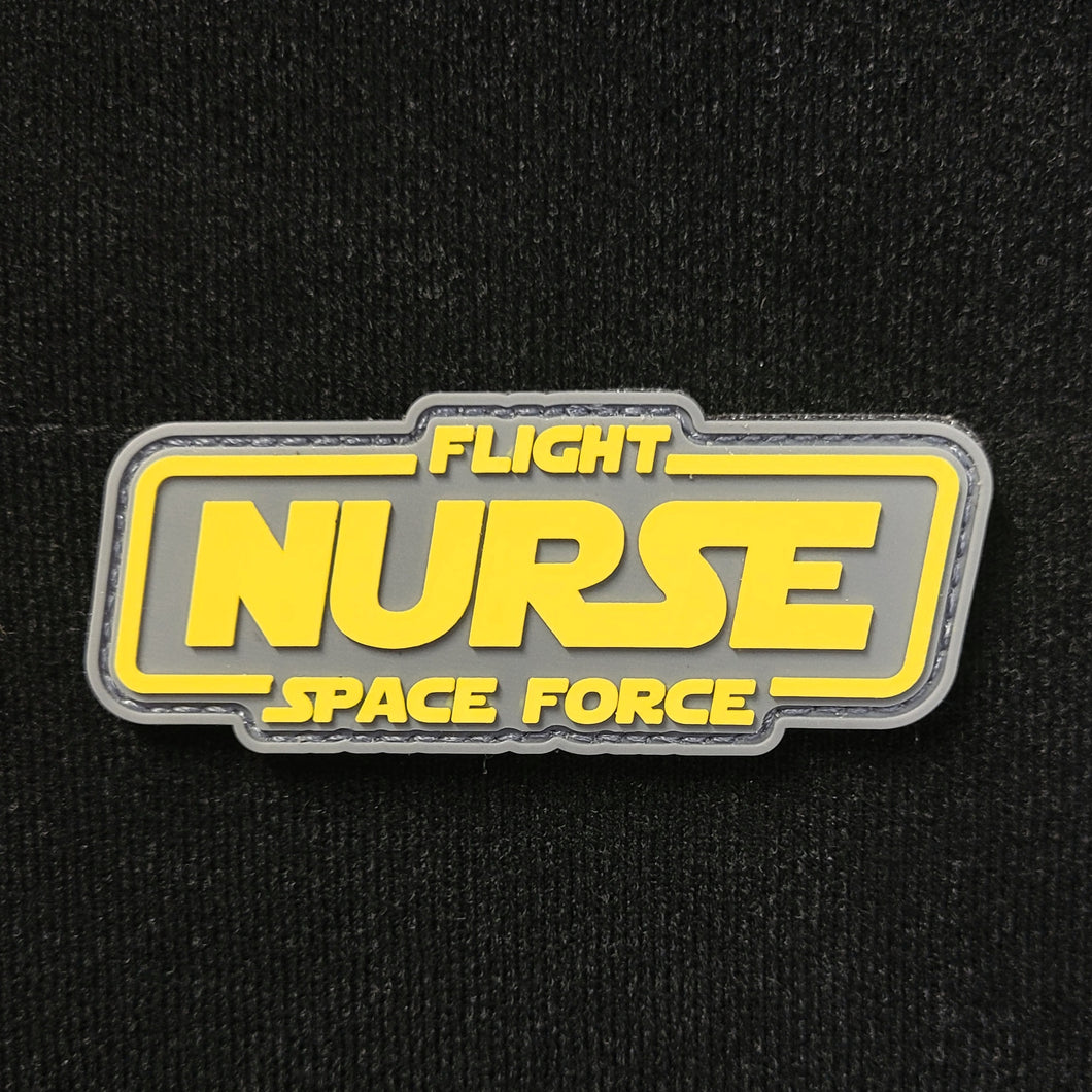 Flight Nurse Space Force Patch