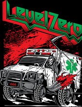 Load image into Gallery viewer, Level Zero World Tour Shirt