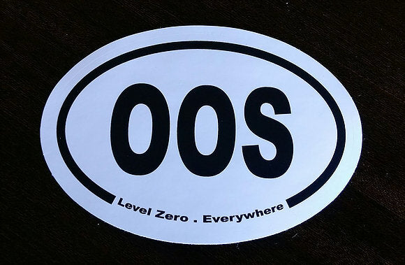 OOS sticker