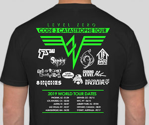 Level Zero World Tour Shirt
